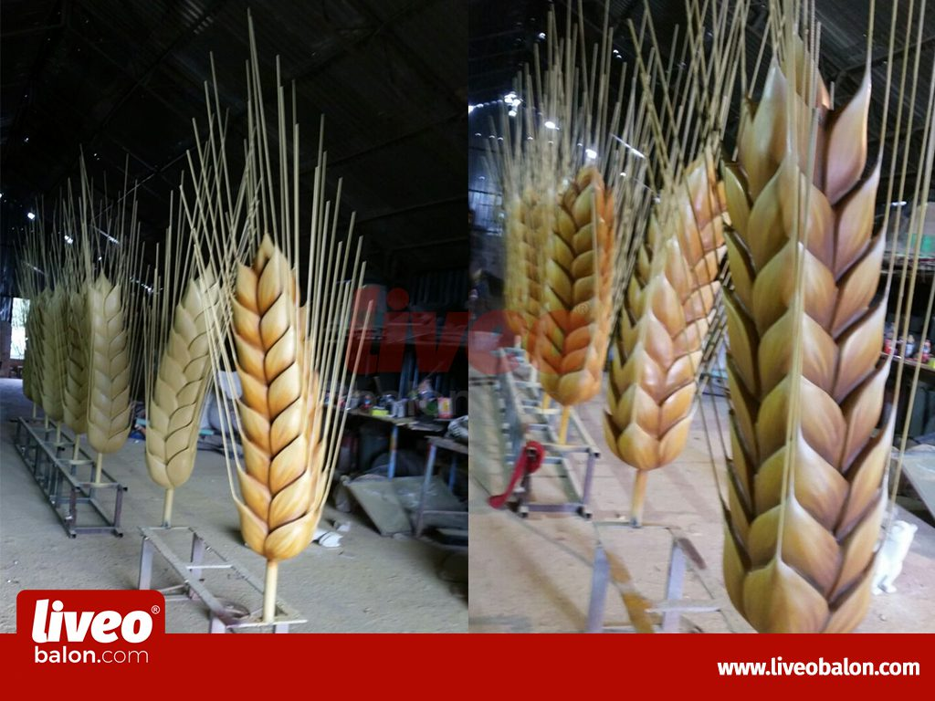 Fiber Polyester Buğday