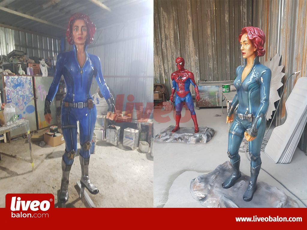 Fiber Polyester Kahramalar